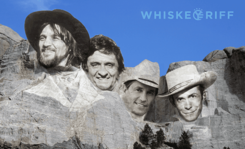 The Whiskey Riff Fan-Voted Mount Rushmore Of Country Music