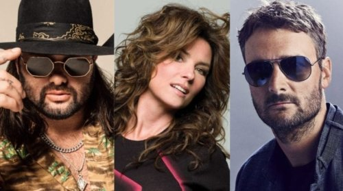 25 Country Artists & Their REAL Names