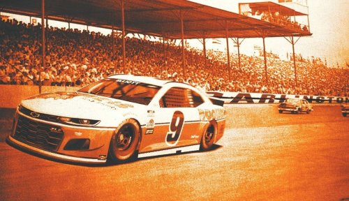 15 Of The Best NASCAR Throwback Paint Schemes We'll See This Weekend At Darlington