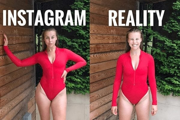 """10 Tricks Instagram Models Use To Make You Think They're """"Perfect"""""""