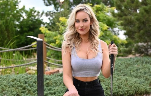 The Paige Spiranac Chronicles cover image