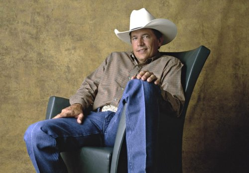 12 Photos Of George Strait That'll Make Your Hangover Vanish