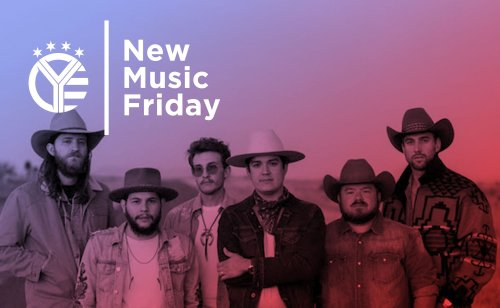 Whiskey Riff New Music Friday Playlist (6/4/21)