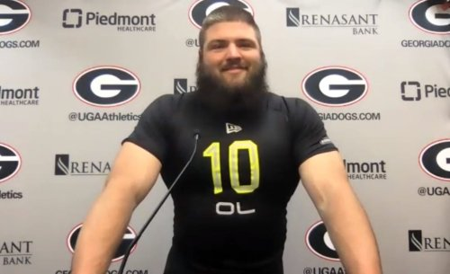 """Ravens Draft Pick Ben Cleveland Recalls Shooting A Couple Squirrels Because """"There Was No Food In The House"""""""