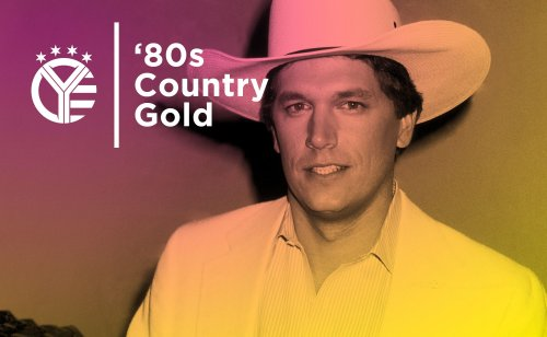 "Our BRAND NEW ""'80s Country Gold"" Playlist Is Throwback Perfection"