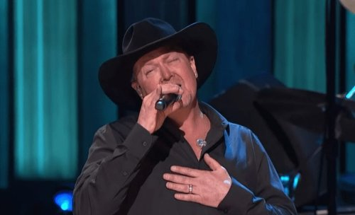 "If Tracy Lawrence's ""Paint Me A Birmingham"" At The Opry Doesn't Make You Appreciate Country Music, Nothing Will"
