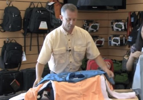 Wizard Guy Shows You How To Pack For Two Months Of Travel In One Carry-On