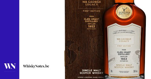 Glen Grant 1953 'Mr George Legacy' (Gordon & MacPhail)