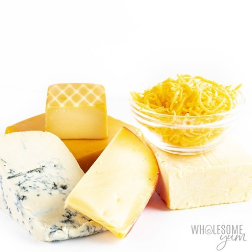 Is Cheese Keto? Keto Cheese List + Carbs In Cheese | Wholesome Yum