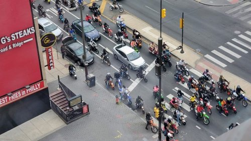 Philly Council passes bill cracking down on people riding dirt bikes on city streets