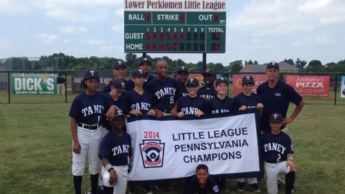 Philly's Taney Dragons baseball team to drop the controversial name
