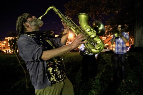 PHONK! to make noise for social justice in FDR Park this weekend