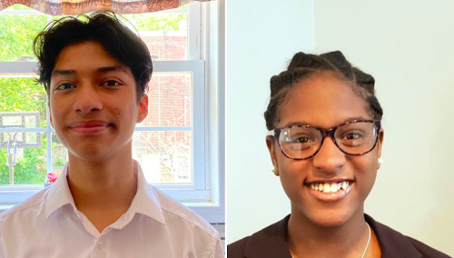 Two new student reps join Philly school board as nonvoting members
