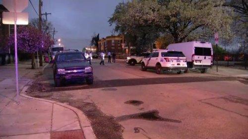 Gunman shoots 6-year-old boy, father and 3rd man inside car in West Philadelphia
