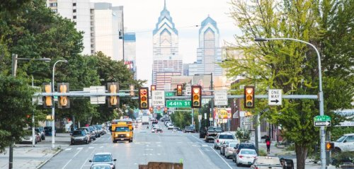 University City foot traffic returns to pre-pandemic levels