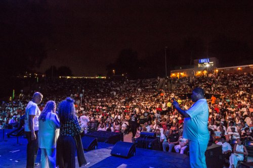 The Dell Music Center concert series lineup