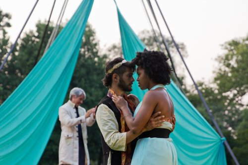 Shakespeare in Clark Park returns as a circus