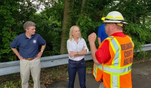 Delco gasoline spill could take 'weeks, maybe longer' to clean up