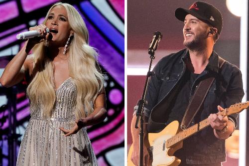 Carrie Underwood, Luke Bryan and More Tease Las Vegas Residencies in New Ad