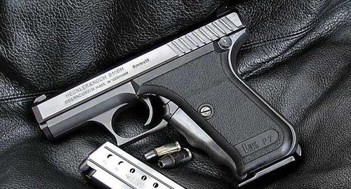 9 High-End Handguns You'll Be Dreaming About