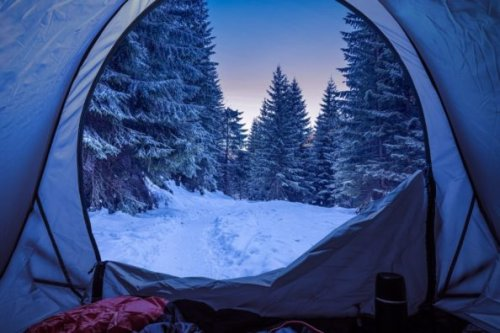 5 Best Cold Weather Tents of 2021 for Camping, Backpacking, And More