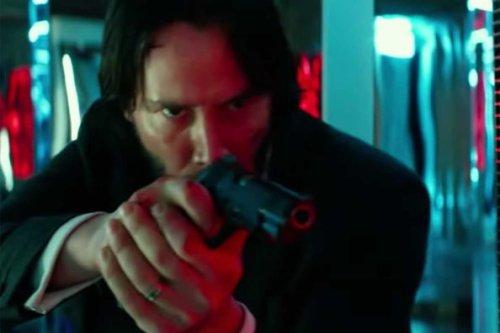 "Guns Used in ""John Wick"""