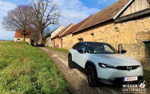Mein Elektroauto Test: Im Alltag mit dem Mazda MX-30