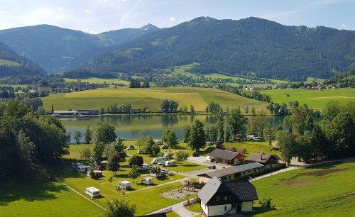 Camping in Österreich: Meine liebsten Campingplätze
