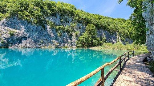Die karibische Wasser-Wunderwelt der Plitvicer Seen