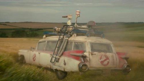 Trailer: Ghostbuster – Afterlife