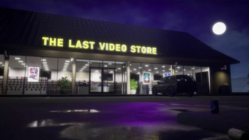 VR-Spiel: The Last Video Store