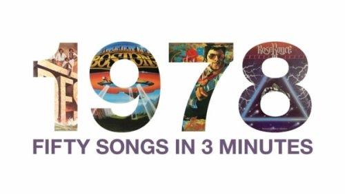 Die Songs aus dem Jahr 1978