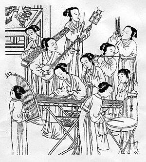 Historia de la música - Wikipedia, la enciclopedia libre