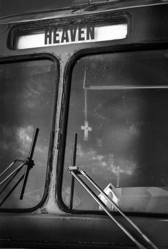 The Sun Magazine | City Bus, Country Bus | Kelly Daniels | Issue 546