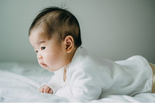 When to start tummy time for babies