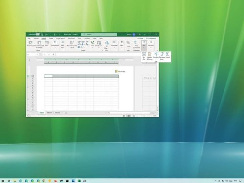 You can add a header and footer to Excel sheets — here's how