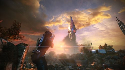 Mass Effect Legendary Edition revitalizes Mass Effect 1 with love and care