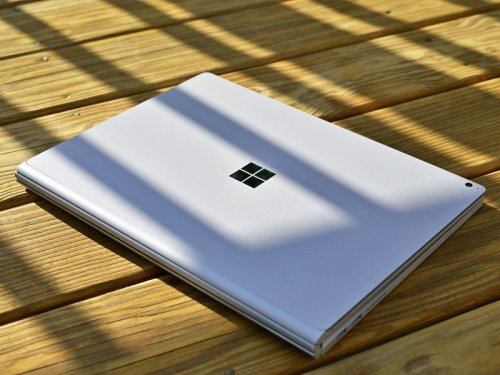 Surface Books and the Surface Laptop Go just got their May firmware update