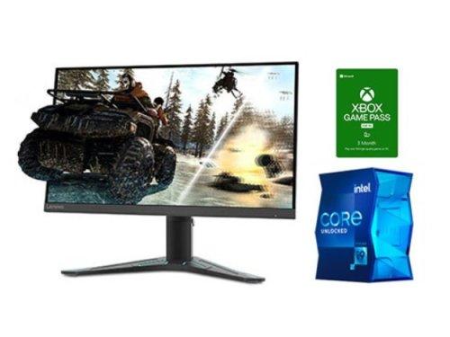 Big bundle: Intel Core i9-11900K, Lenovo monitor, and Game Pass for $969