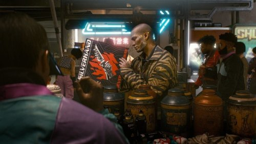 CD Projekt isn't giving up on Cyberpunk 2077 and wants to fix it