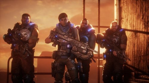 Gears 6 and other unannounced Xbox games outed via NVIDIA database