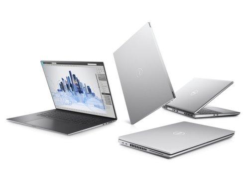 Dell announces five new Precision mobile workstations