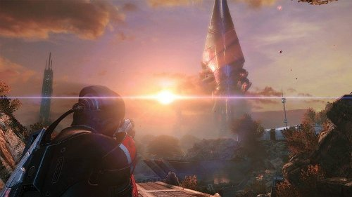 Characters look better than ever in the Mass Effect Legendary Edition