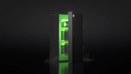 The Xbox Series X mini fridge is coming to more than the US
