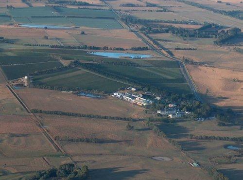 The wines of Yering Station, Yarra Valley, Australia