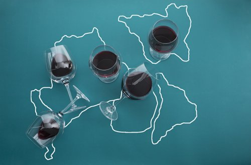 Red Wine from Around the Globe cover image