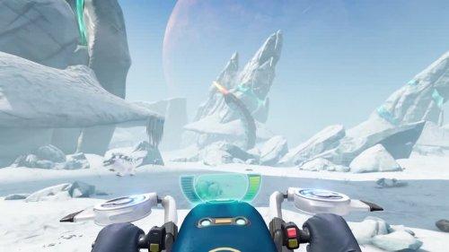 Subnautica: Below Zero - Launch-Trailer zum Unterwasser-Abenteuer