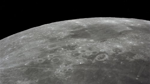The Moon is a volcanic freak and China is trying to find out why