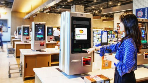 Alibaba has invented the supermarket of the future