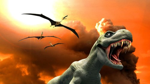 Dinosaurs may not have revealed their true colours